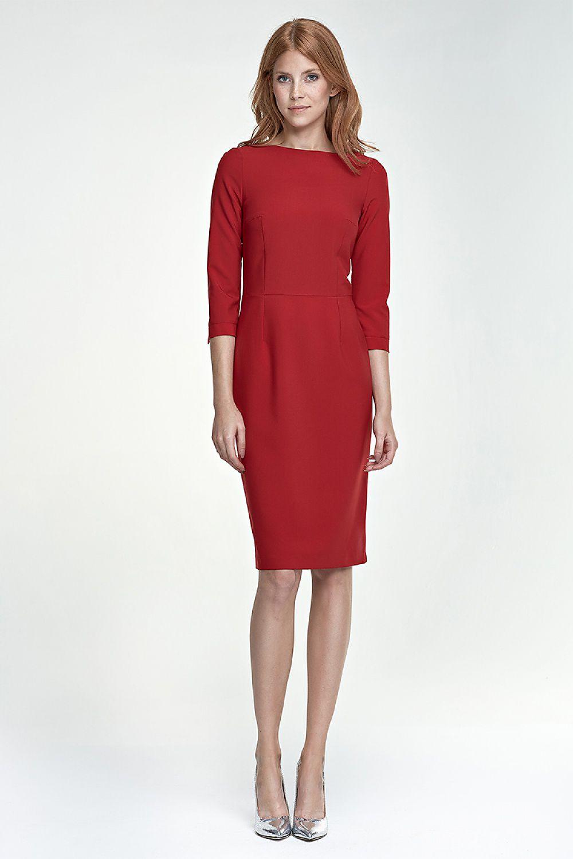 39234e99942f Koktejlové šaty model 66352 Nife Dámská móda