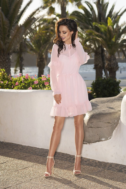 67e98843d9c0 Spoločenské šaty model 114677 Lemoniade Dámská móda