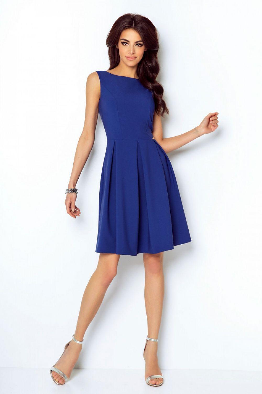 Spoločenské šaty model 116125 IVON Dámská móda 67c5163ac3b