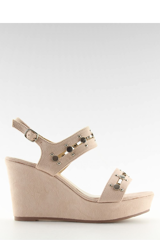 3c049f7c4831 Sandále na opätkoch model 116620 Inello Dámská móda