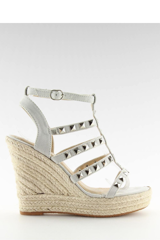 a092271c2b92 Sandále na opätkoch model 118341 Inello Dámská móda