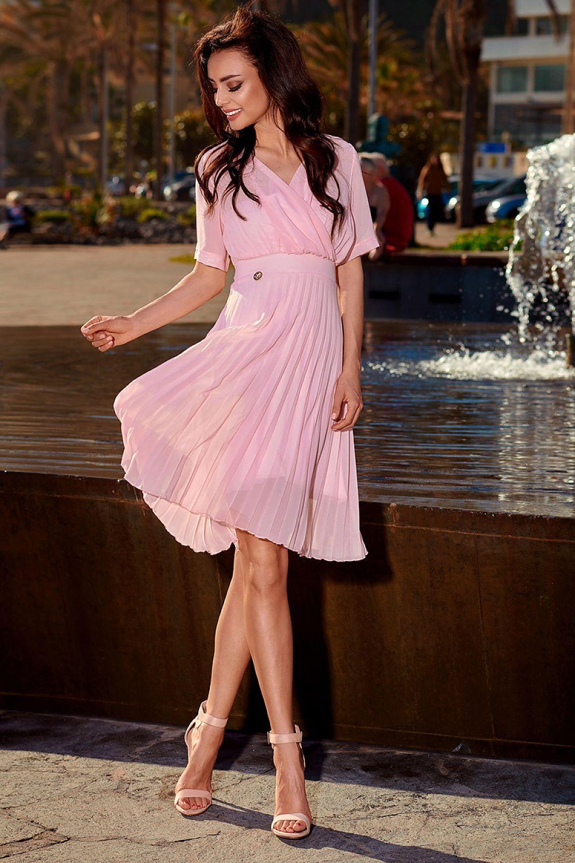 5b9eb2dc7fe1 Spoločenské šaty model 118166 Lemoniade Dámská móda