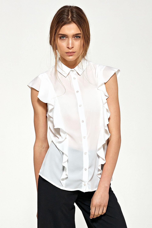 3805eb123aba Dámska košeľa model 118800 Nife Dámská móda