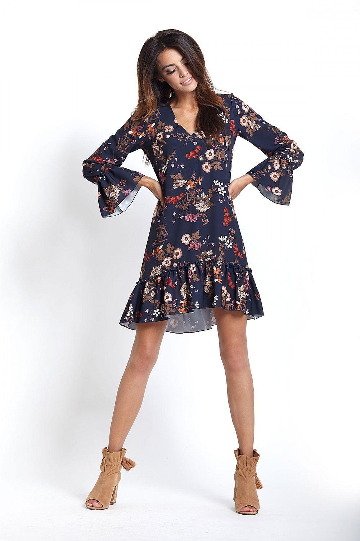 Spoločenské šaty model 121761 IVON Dámská móda 15e045b4314