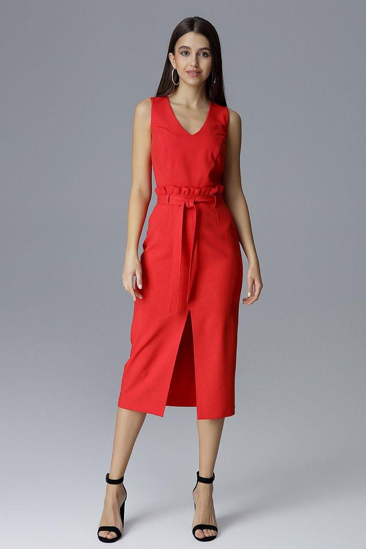 c6b024f51571 Spoločenské šaty model 126017 Figl Dámská móda