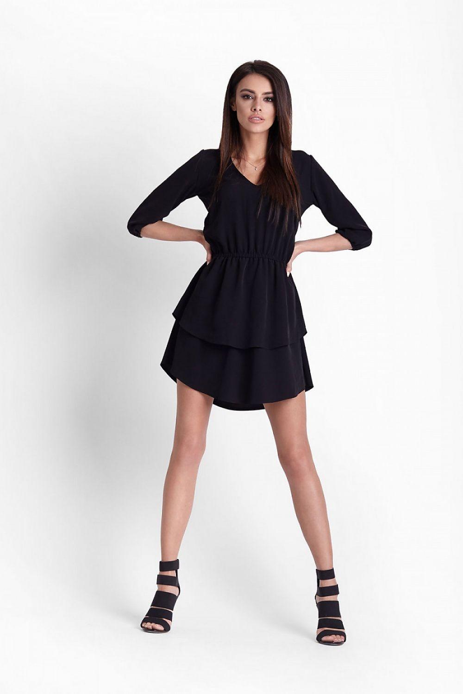 Spoločenské šaty model 127296 IVON Dámská móda 43972732f29