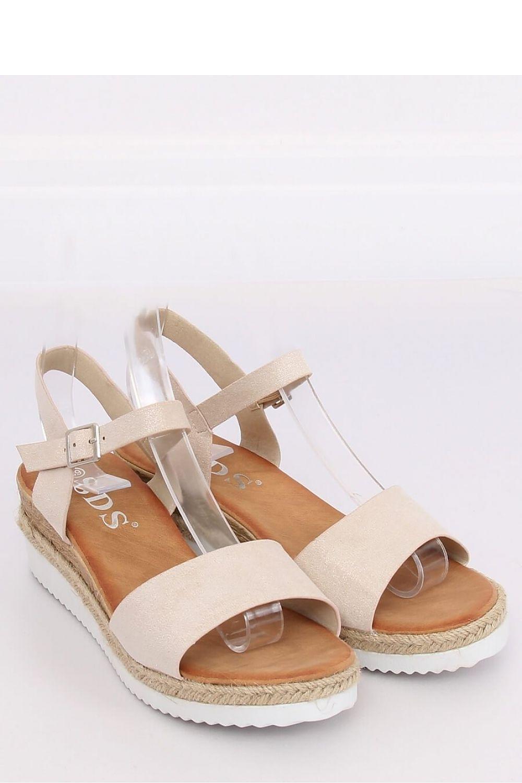 464bee6e5075 Sandále na opätkoch model 130571 Inello Dámská móda