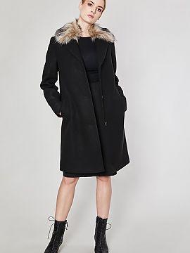 cb01fa56dfc7 Kabát Click Fashion
