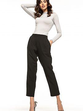 Veľkosť XXL Elegantné nohavice Dámská móda 76aaa456bbf