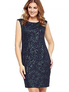 8e6e1aa9c880 Veľkosť 48 Večerné šaty - Elegantný Rekla Matterhorn Moda