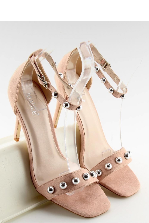 4918565cb89d Sandále na opätkoch model 116035 Inello