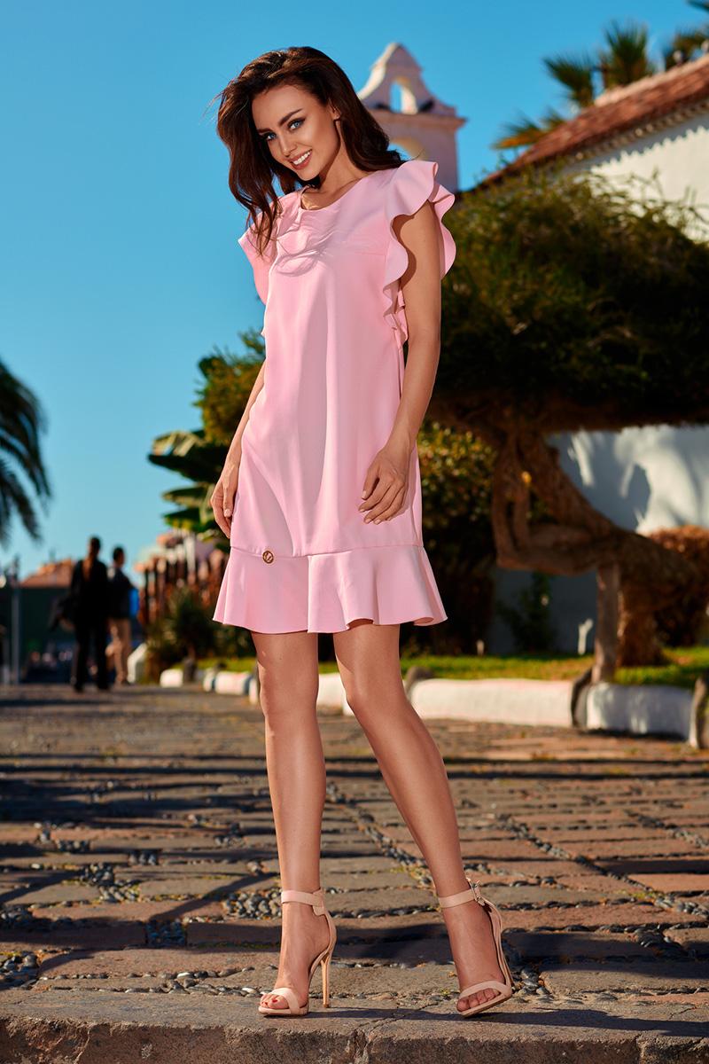 89112fa66341 Spoločenské šaty model 117546 Lemoniade