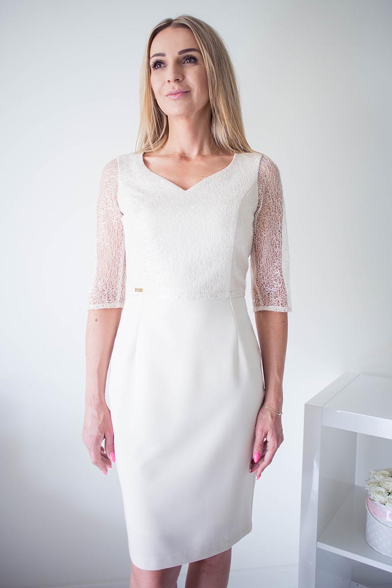 0cf4c93e515f Spoločenské šaty model 119528 Jersa